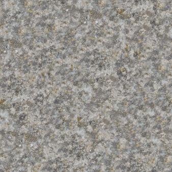 Naadloze textuur van verweerde oude betonnen oppervlak is bedekt met mos en vuilvlekken.