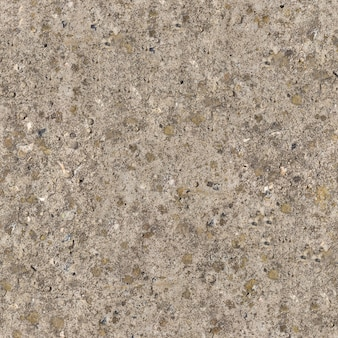 Naadloze textuur van verweerde oude betonnen oppervlak is bedekt met mos.