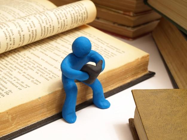 Naar de bibliotheek voor kennis