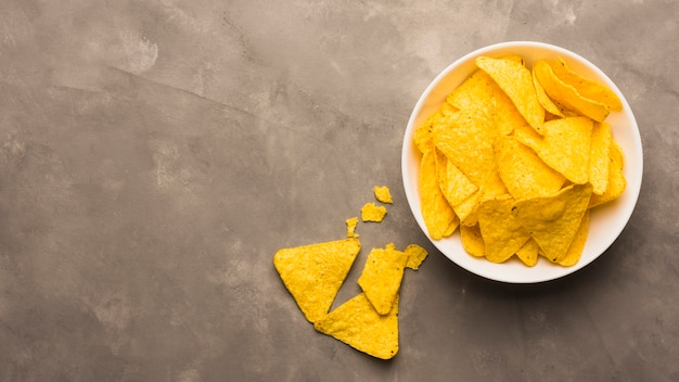 Nacho-chips