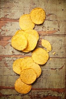 Nachos-chips