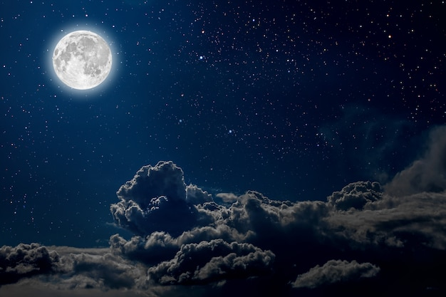 Nachtelijke hemel