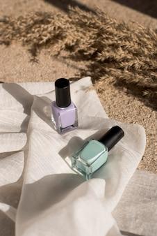 Nagelproducten met hoge hoek: