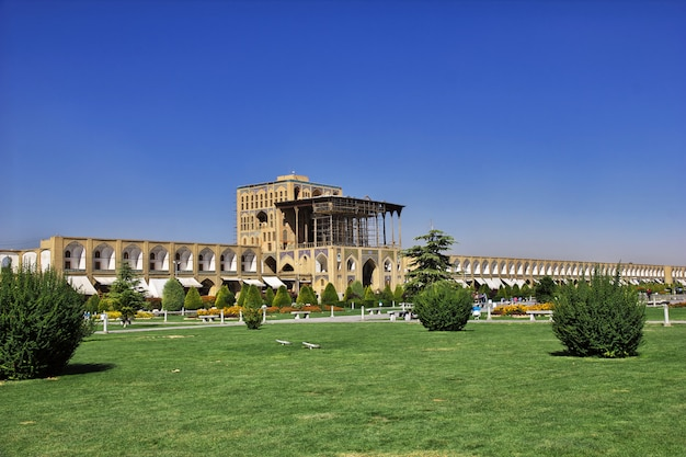 Naqsh-e jahan-plein in isfahan, iran. meidan emam.