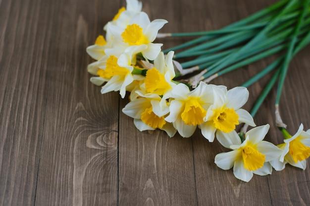 Narcissen bloemen