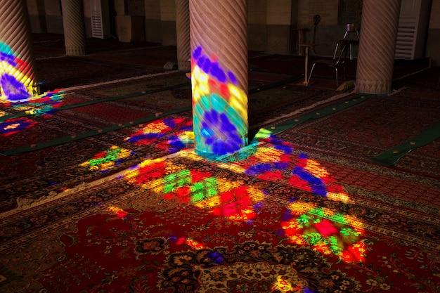 Nasir-ol-molk-moskee in shiraz, iran