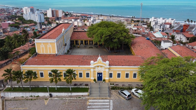 Natal, rio grande do norte, brazilië - 12 maart 2021: natal city tourism center