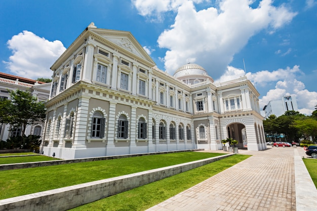 Nationaal museum, singapore
