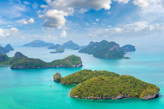 Nationaal park mu ko ang thong