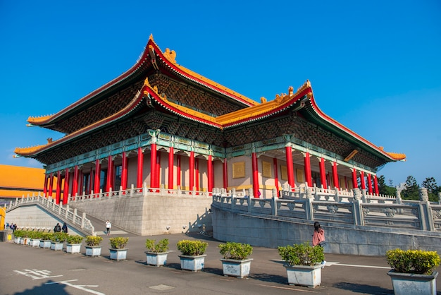 Nationale concertzaal in taipei, taiwan