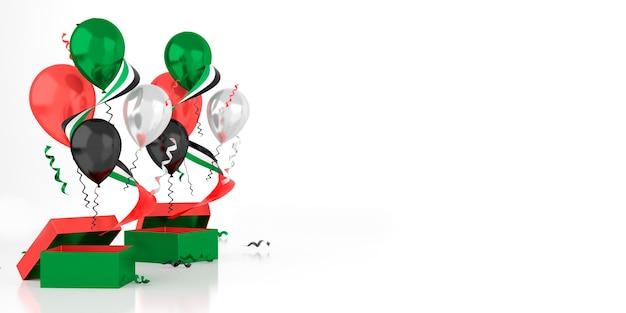Nationale feestdag van de verenigde arabische emiraten
