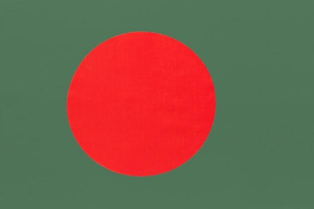 Nationale vlag van bangladesh