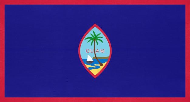 Nationale vlag van guam