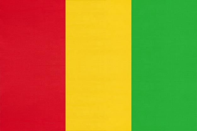 Nationale vlag van guinee