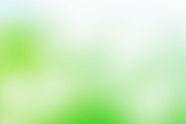 Naturel abstracte bokeh groene lichtenachtergrond