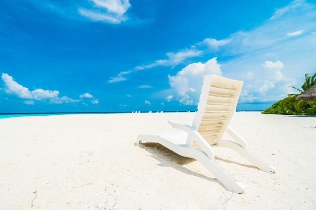 Natuur eiland witte caribische zee