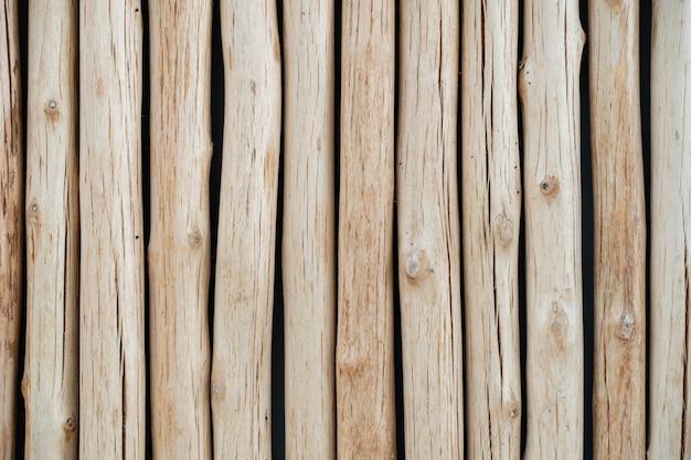 Natuur houtstructuur naadloze achtergrond, houten latten.