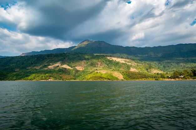 Natuur landschap