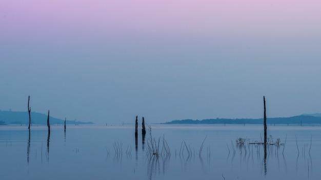 Natuur landschapsfotografie Premium Foto