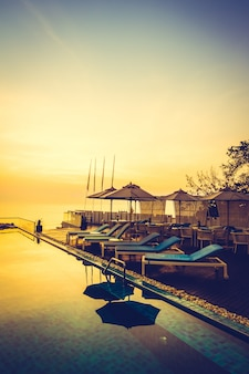 Natuur zomer reizen strand luxe