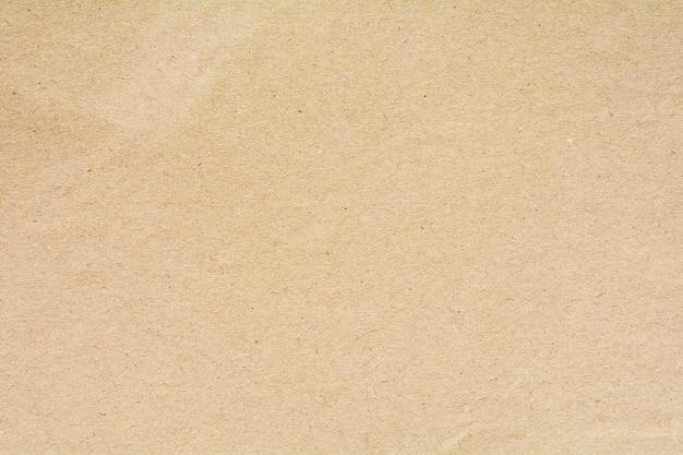 Natuurlijk bruin gerecycled papier