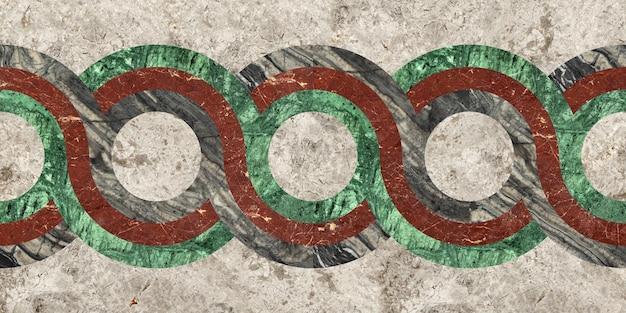 Natuurlijk gekleurde marmeren tegels. achtergrond steen textuur