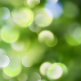Natuurlijke abstracte achtergrond met bokeh-effect