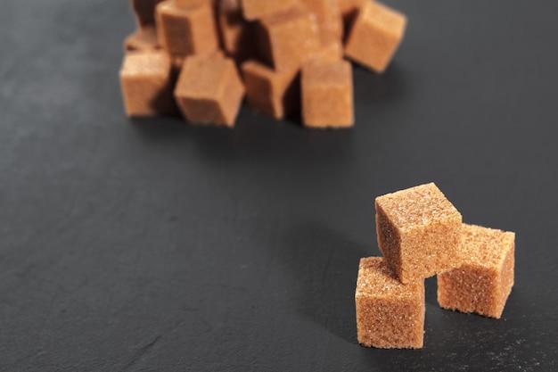 Natuurlijke bruine suikerklontjes