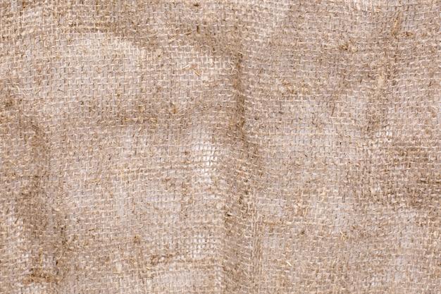 Natuurlijke de textuur van het stoffenlinnen hoogste mening als achtergrond