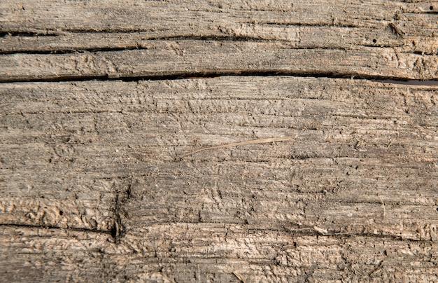 Natuurlijke geweven oude houten grunge houten achtergrond