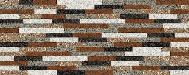 Natuurlijke graniet achtergrondstructuur. decoratieve stenen tegels.
