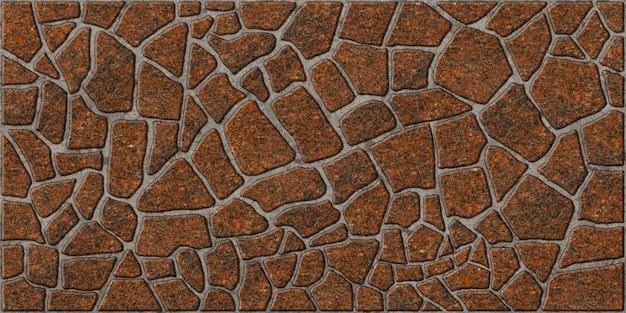 Natuurlijke granieten tegels. , gevel, vloer en wanden. achtergrond textuur
