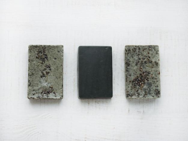 Natuurlijke handgemaakte zeep
