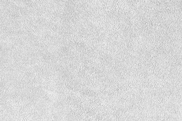 Natuurlijke katoenen handdoekachtergrond. weefsel textiel oppervlak.