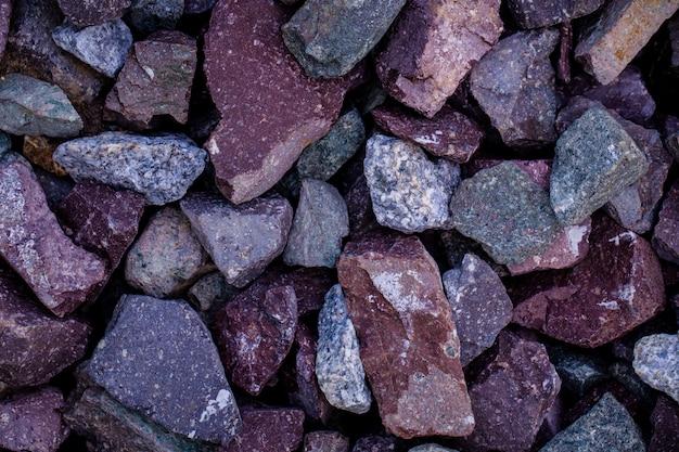Natuurlijke kleurenkolen voor achtergrond. industriële kolen.
