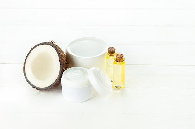 Natuurlijke kokosolie