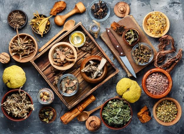 Natuurlijke kruidengeneeskunde