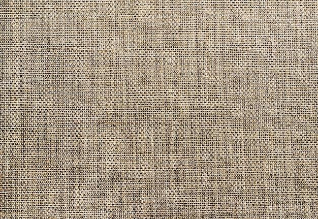 Natuurlijke linnen materiële textuur.
