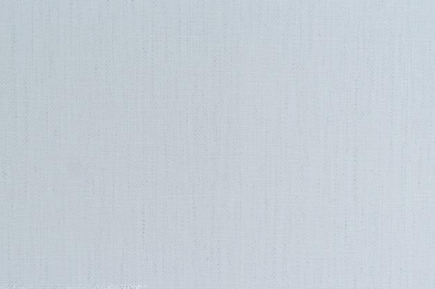 Natuurlijke linnentextuur lichtgrijs wit canvas als achtergrond