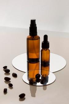 Natuurlijke samenstelling van jojoba-olie