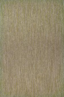 Natuurlijke stof linnen textuur voor ontwerp, jute textuur. bruine canvas achtergrond. katoen.