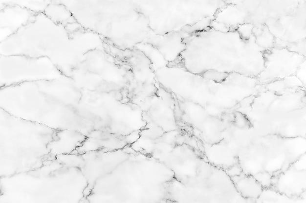 Natuurlijke witte marmeren textuur voor huidtegel behang luxueuze achtergrond.