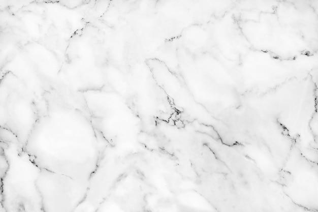 Natuurlijke witte marmeren textuur voor huidtegel behang luxueuze achtergrond