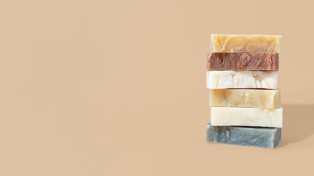 Natuurlijke zelfzorg zeep