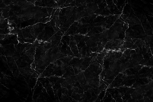 Natuurlijke zwarte marmeren textuur voor het luxueuze achtergrond van het huidtegelbehang
