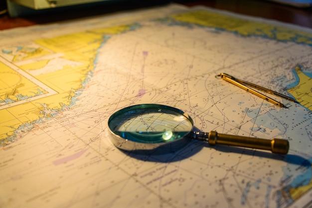 Navigatiekaart