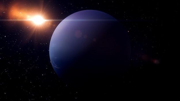 Neptunus illustratie