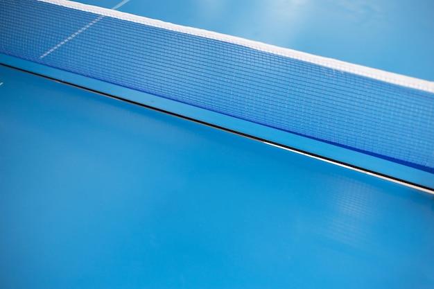 Net van tafeltennis pingpong