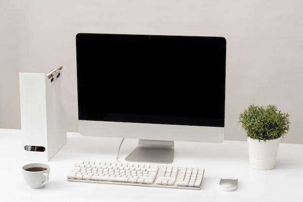 Nette en comfortabele werkplek