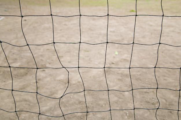 Netto voor het spel volleybal